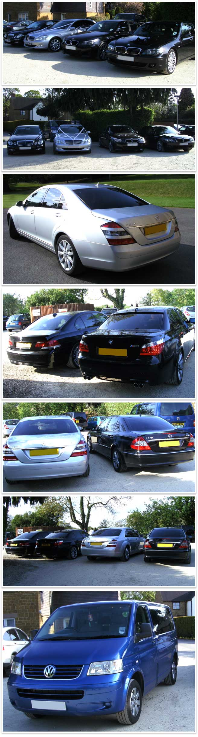 Executive Car Fleet